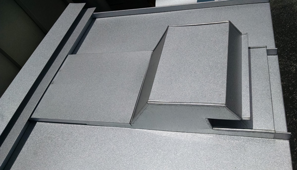 Raised Roof Vent Dcsm