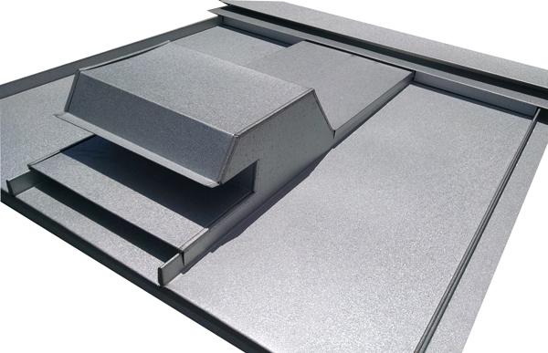 DCSM Metal Roof Vent