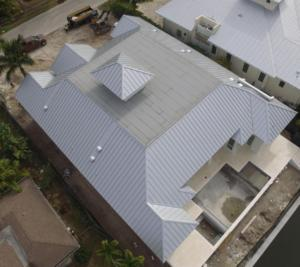 Standing Metal Roof System