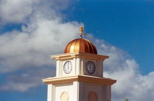 Islandwalk Clock Tower