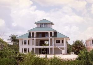 4 Column House