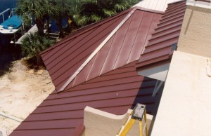 VS-150 Standing Roof System.