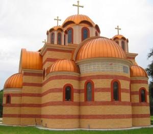 St-Sava Radius Roof