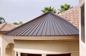 Saucer Roof